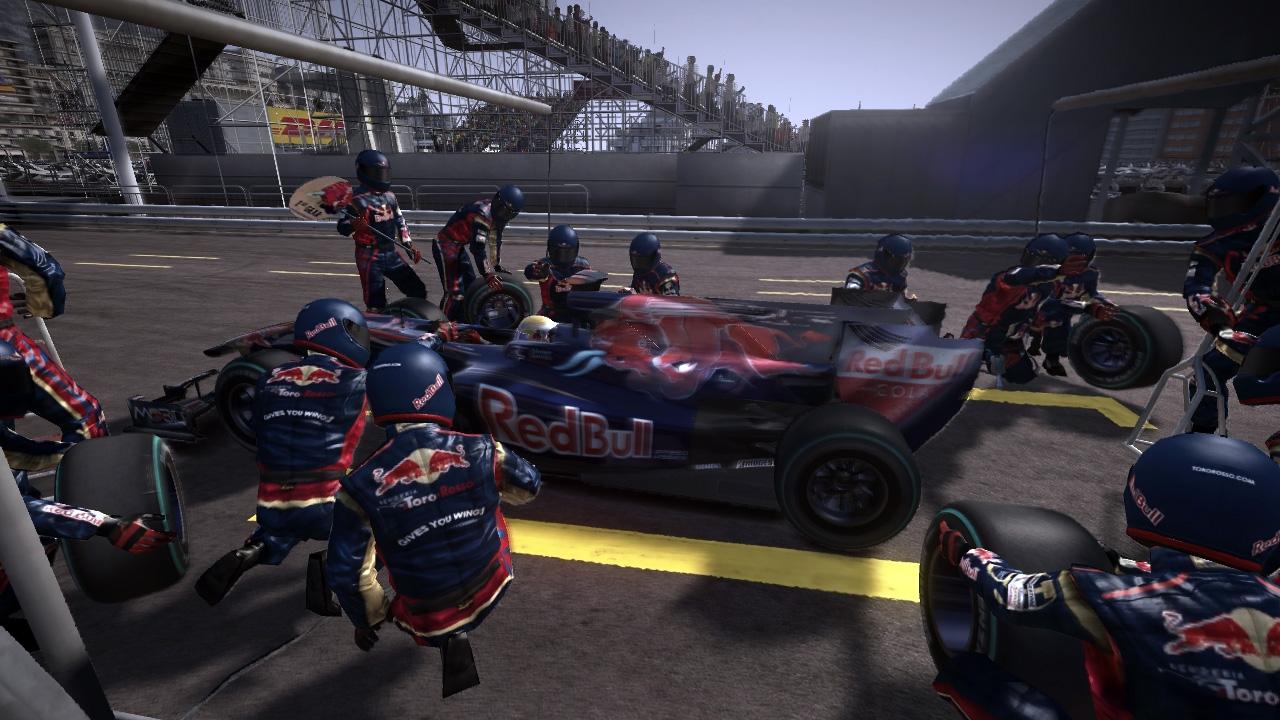 GC: F1 2010 – Monako ve videu a galerie 13138