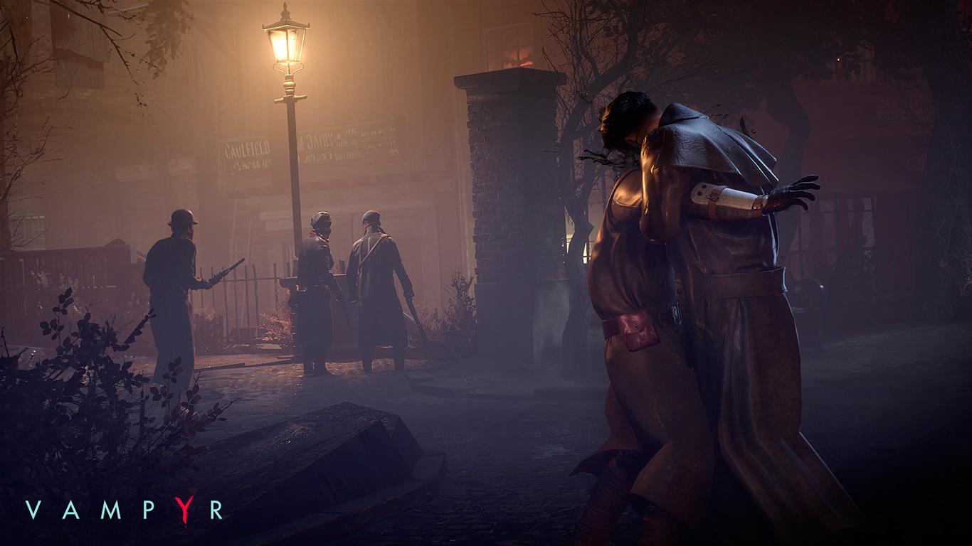 Dojmy z Gamescomu: Vampyr – vysát či nevysát, to je oč tu běží 131380