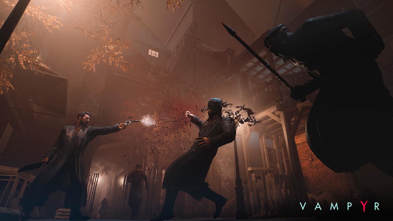Dojmy z Gamescomu: Vampyr – vysát či nevysát, to je oč tu běží 131381