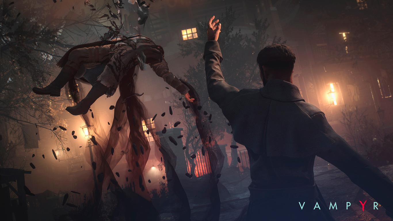 Dojmy z Gamescomu: Vampyr – vysát či nevysát, to je oč tu běží 131382