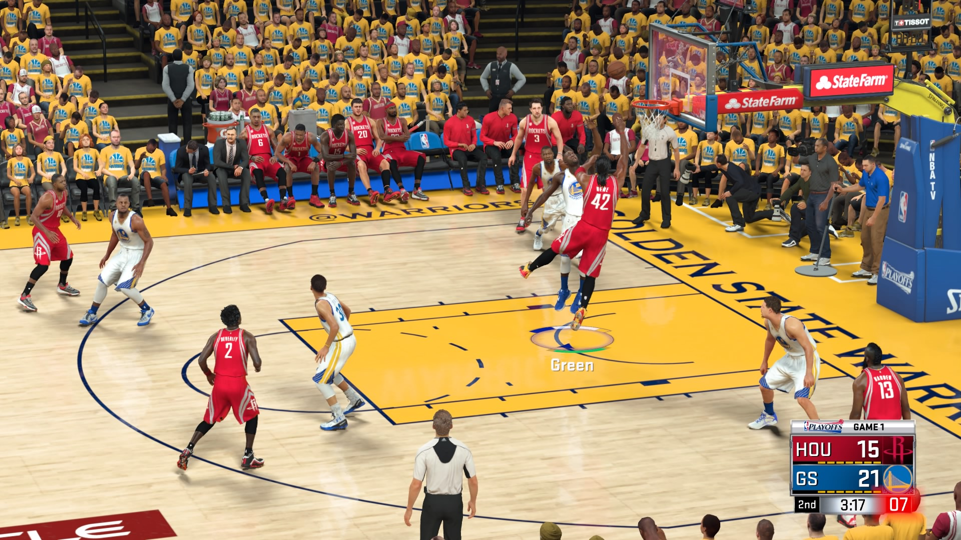 NBA 2K17 – žádná revoluce, ale kvalita 131429