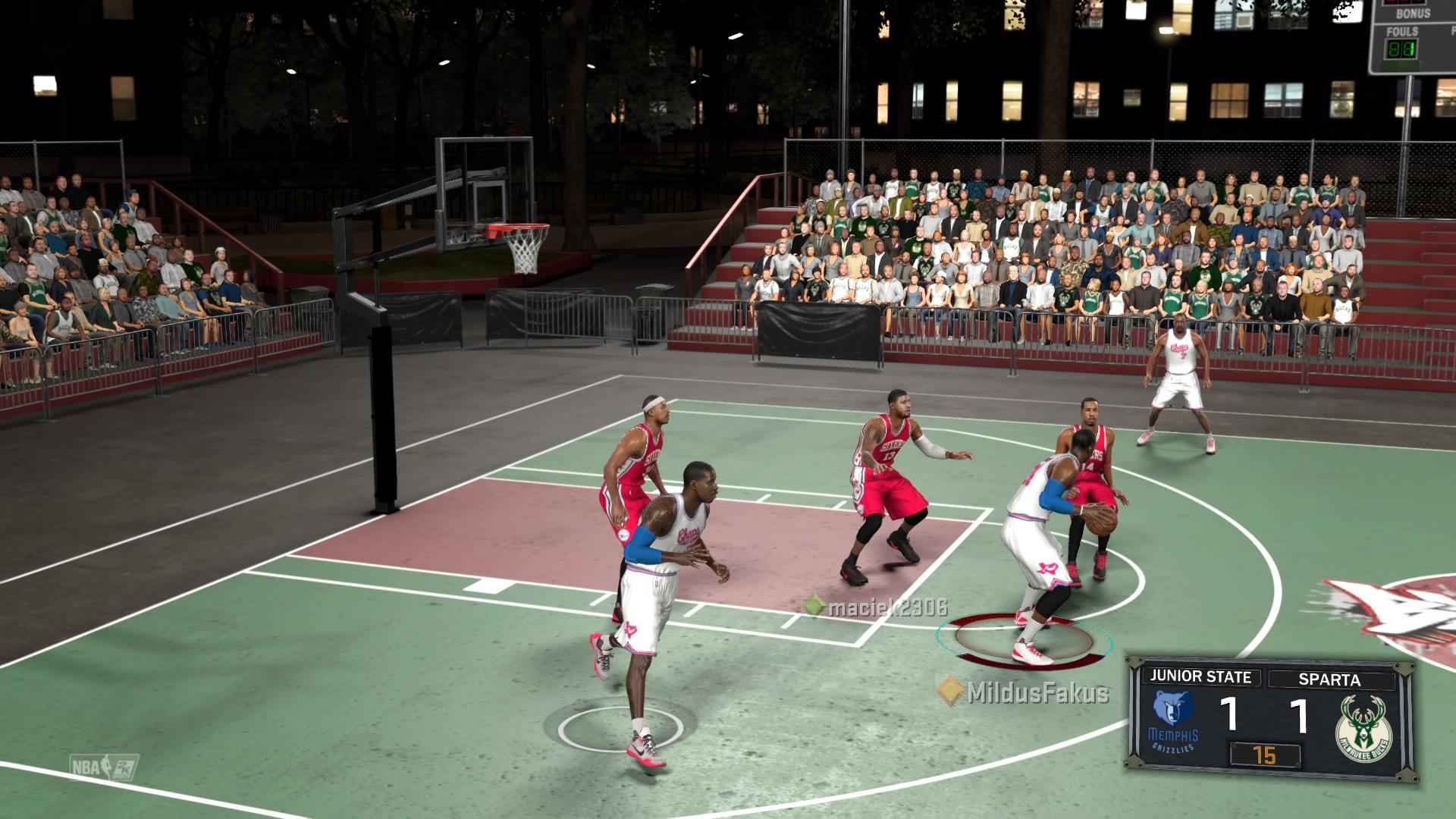 NBA 2K17 – žádná revoluce, ale kvalita 131430