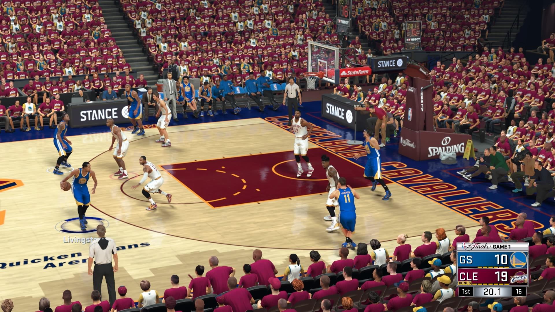 NBA 2K17 – žádná revoluce, ale kvalita 131431