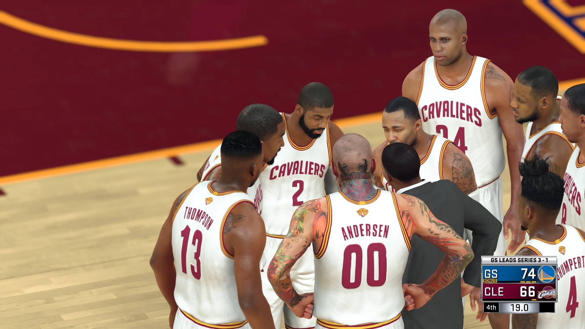 NBA 2K17 – žádná revoluce, ale kvalita 131433