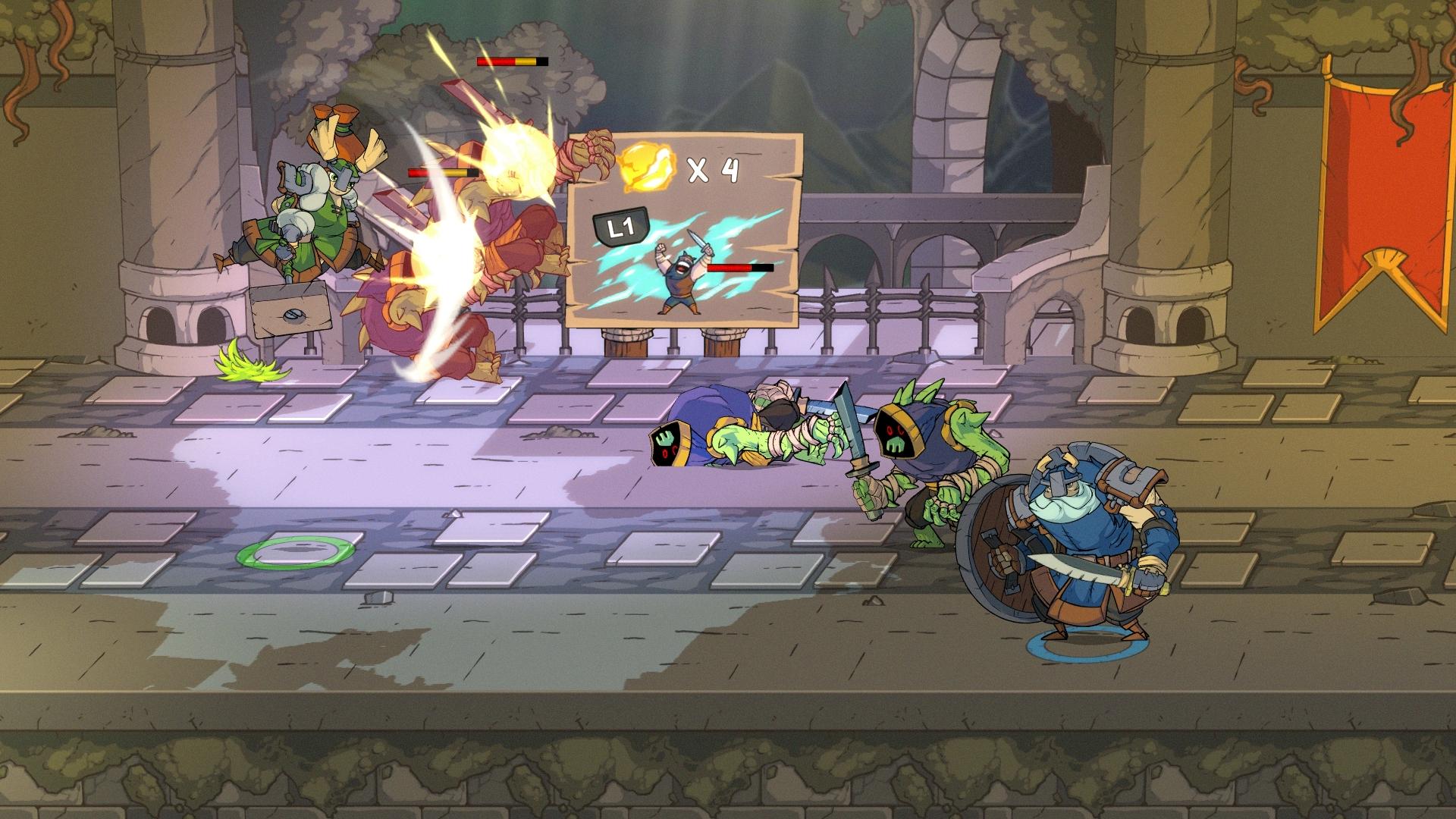 Viking Squad startuje 4. října pro PS4 a PC 131472