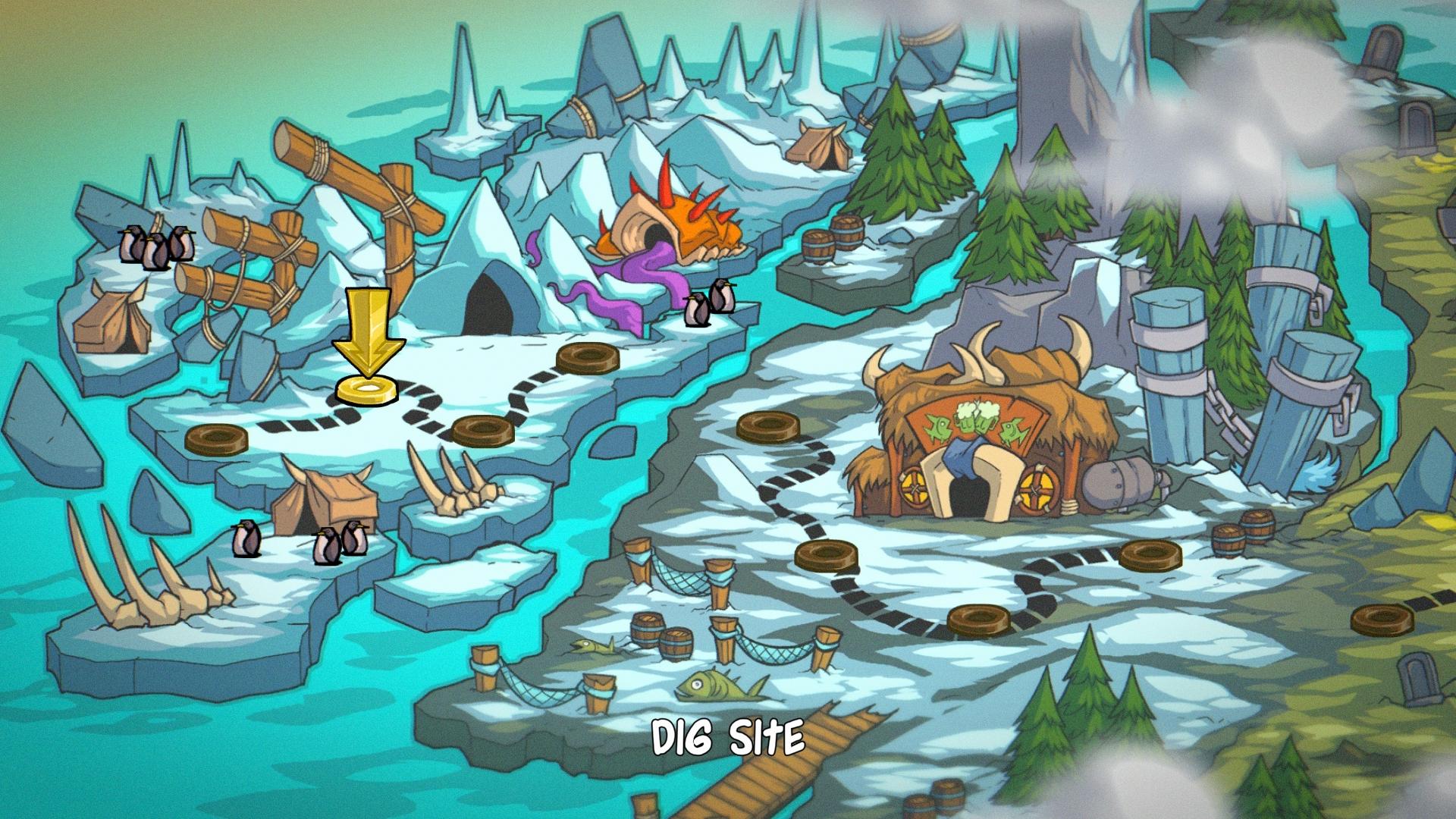 Viking Squad startuje 4. října pro PS4 a PC 131474