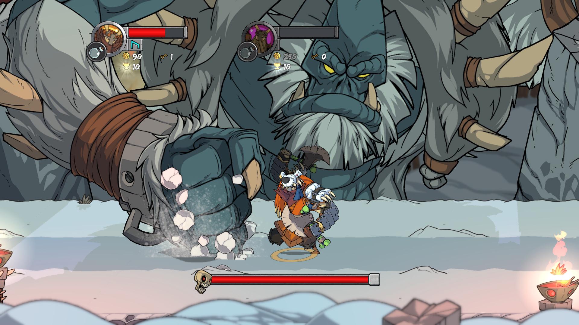 Viking Squad startuje 4. října pro PS4 a PC 131475