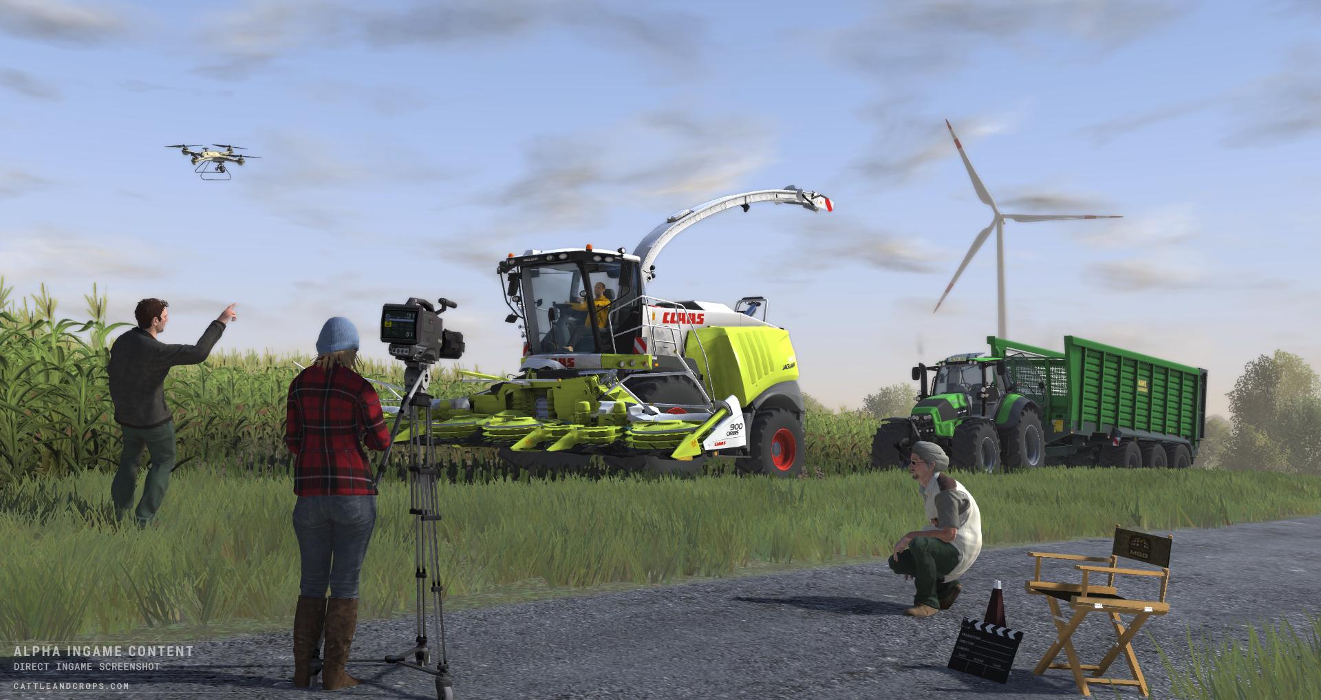 Autorům modifikací došla trpělivost, vytváří vlastní simulátor zemědělství 131485