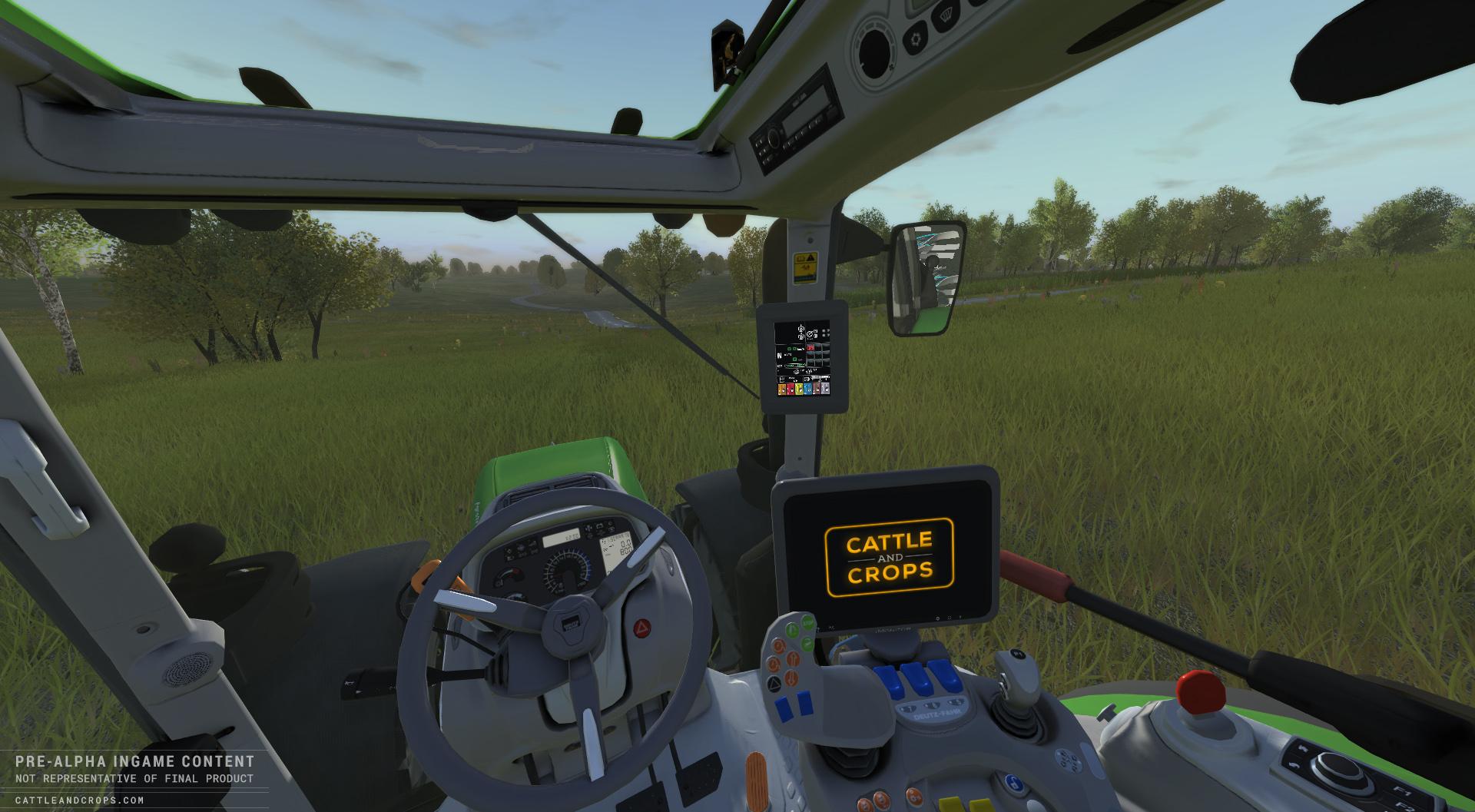 Autorům modifikací došla trpělivost, vytváří vlastní simulátor zemědělství 131486