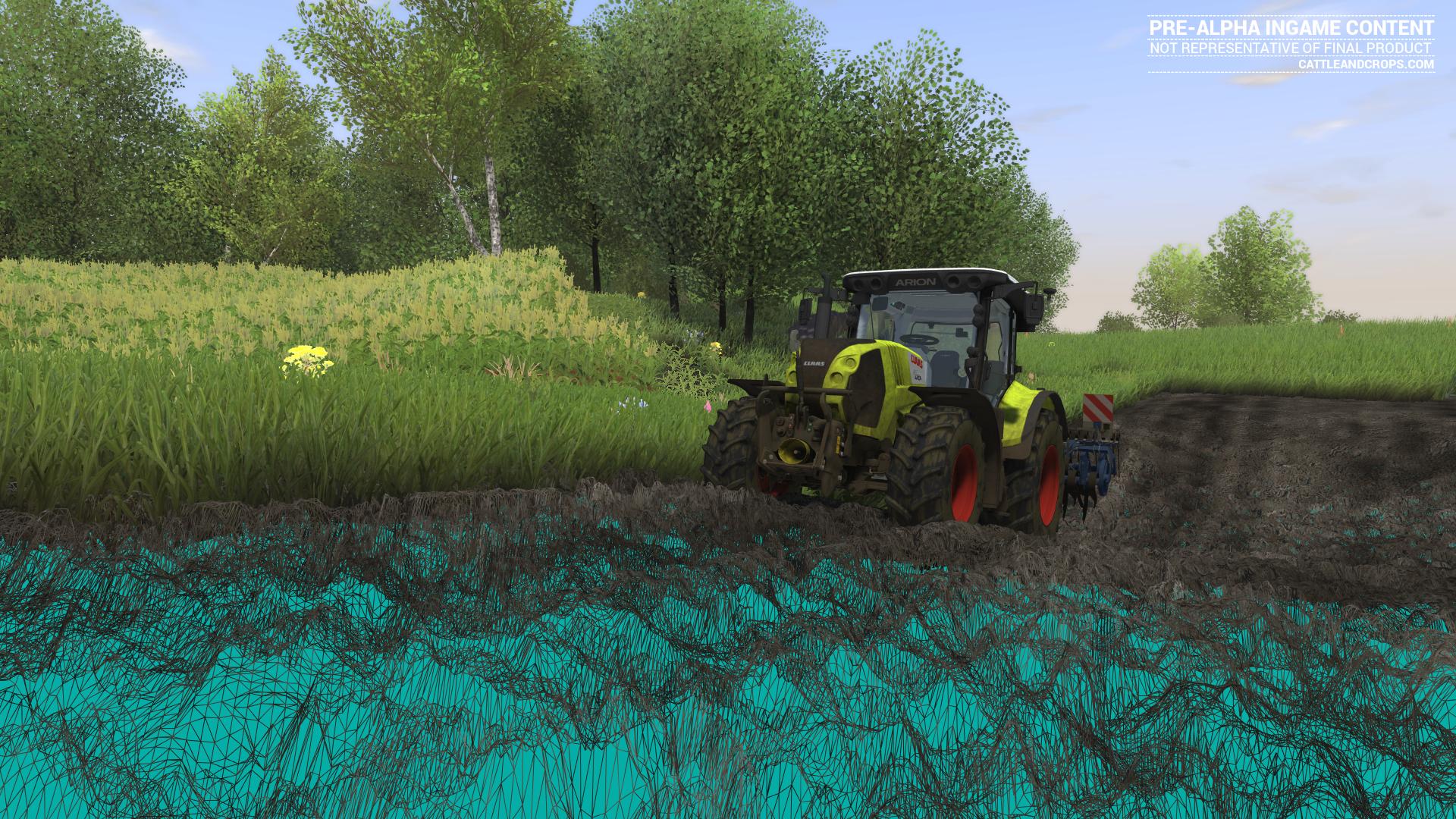 Autorům modifikací došla trpělivost, vytváří vlastní simulátor zemědělství 131488