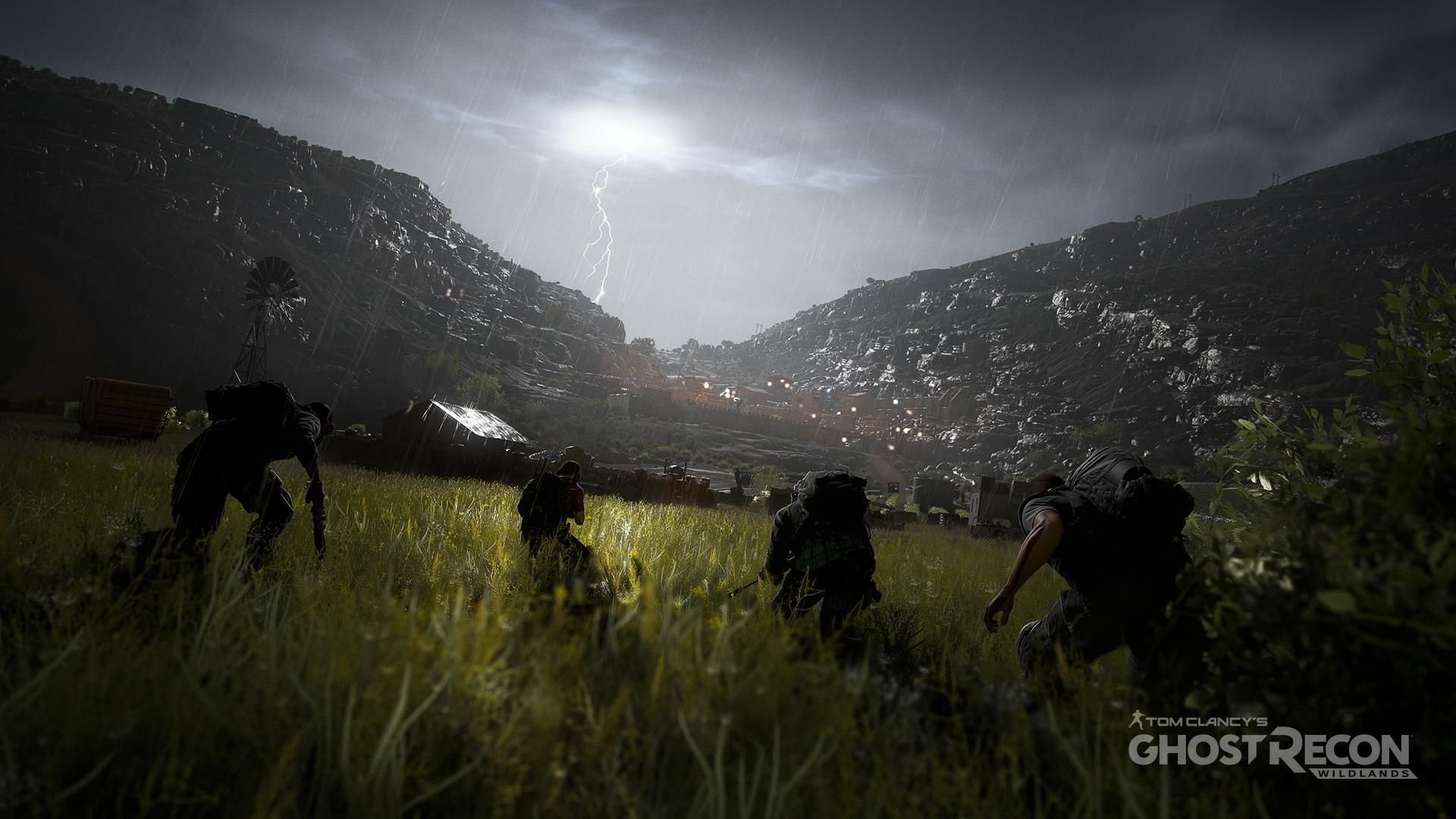 12 minut z jedné mise Ghost Recon Wildlands 131492