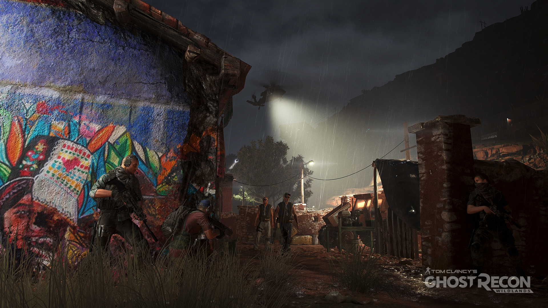 12 minut z jedné mise Ghost Recon Wildlands 131493