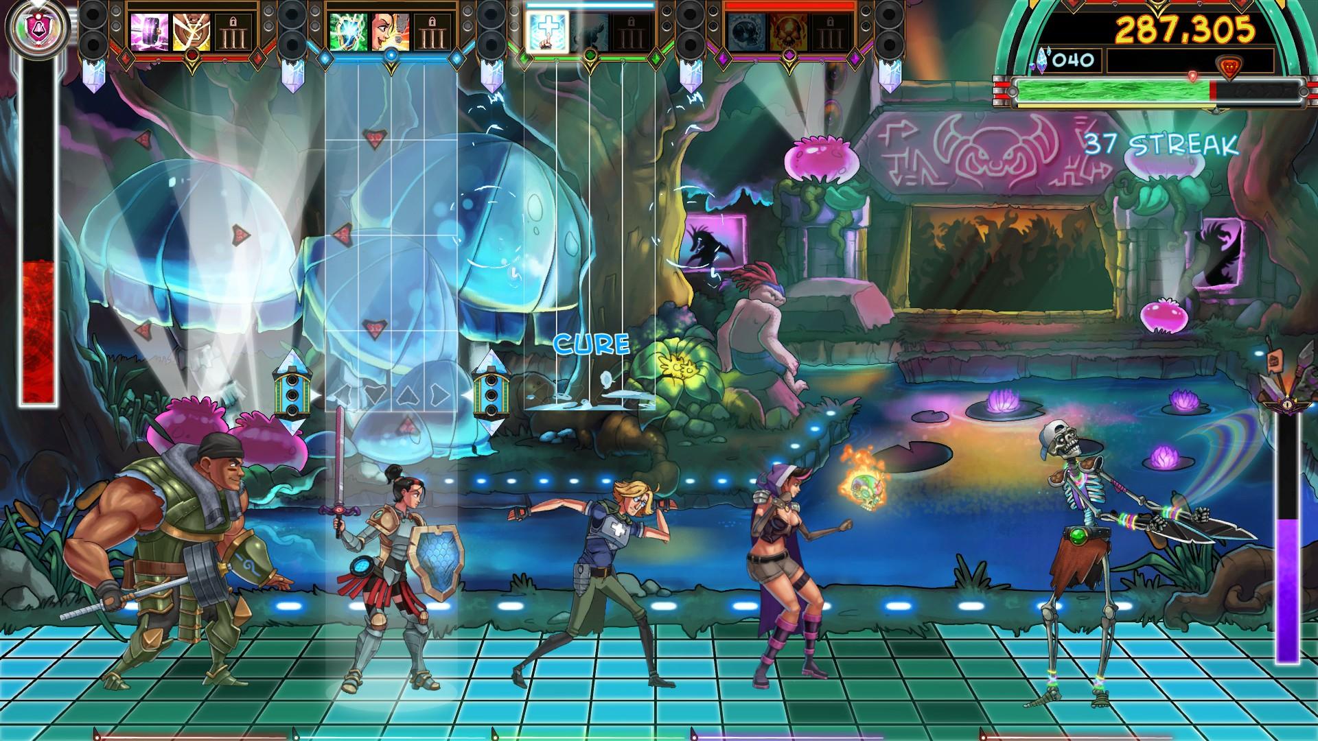 The Metronomicon – RPG lekce tance 131508