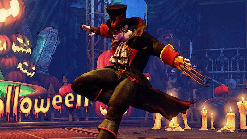 Halloweenské kostýmy do Street Fighter V 131545
