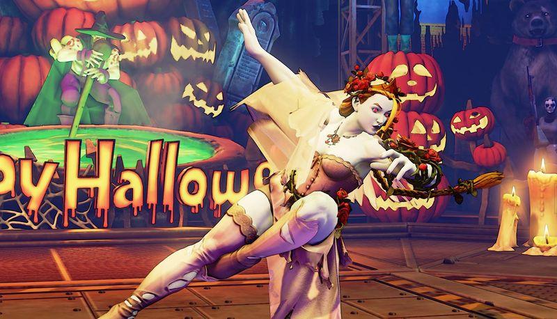 Halloweenské kostýmy do Street Fighter V 131547