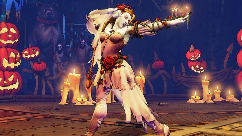 Halloweenské kostýmy do Street Fighter V 131548