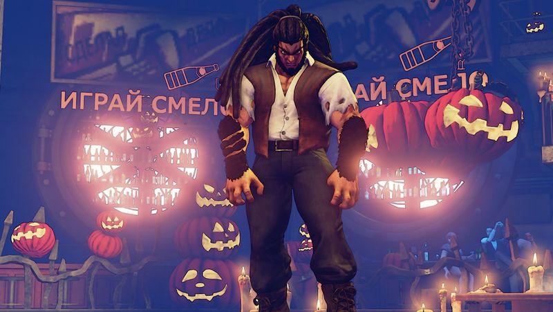 Halloweenské kostýmy do Street Fighter V 131554