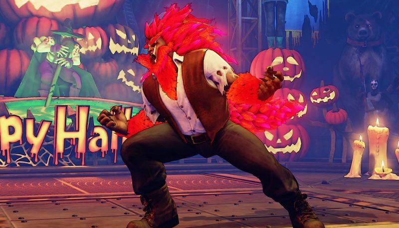 Halloweenské kostýmy do Street Fighter V 131556