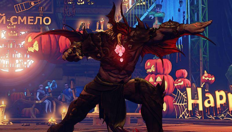 Halloweenské kostýmy do Street Fighter V 131557