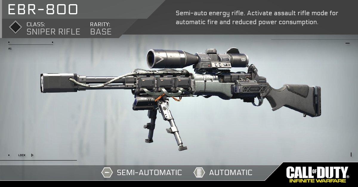 Přiblížen crafting zbraní v Call of Duty: Infinite Warfare 131627