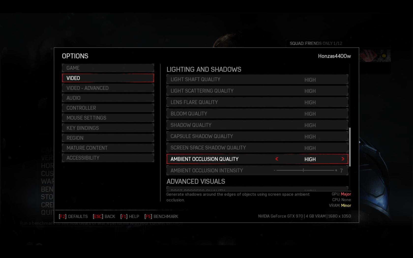 PC verze Gears of War 4 si zaslouží velkou pochvalu 131660