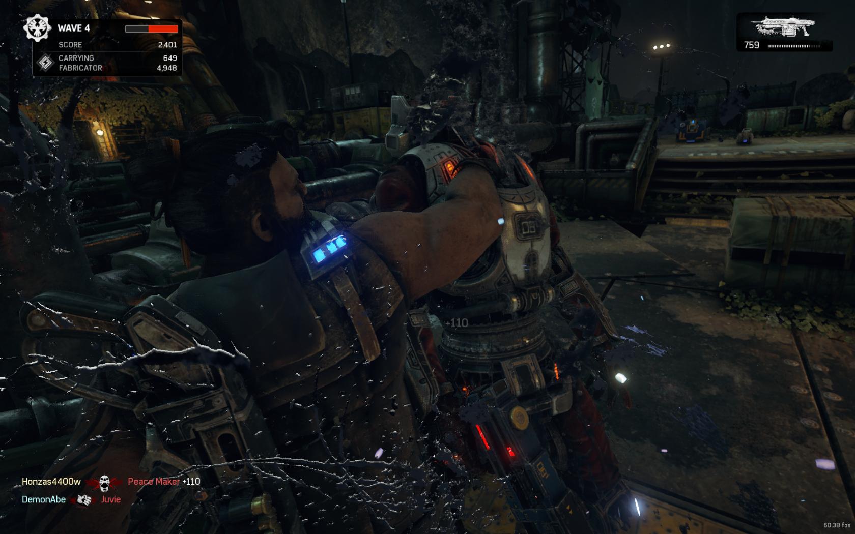 PC verze Gears of War 4 si zaslouží velkou pochvalu 131744