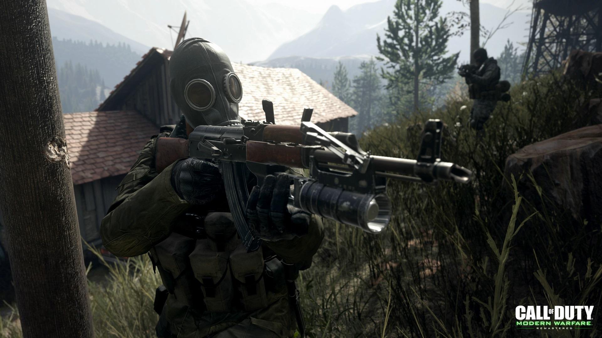Nové screenshoty z Call of Duty: Modern Warfare Remastered ukazují známé mise 131753