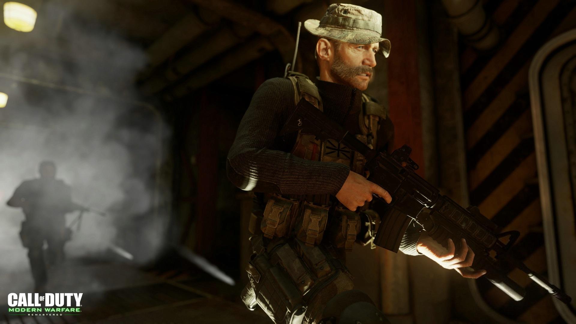 Nové screenshoty z Call of Duty: Modern Warfare Remastered ukazují známé mise 131755