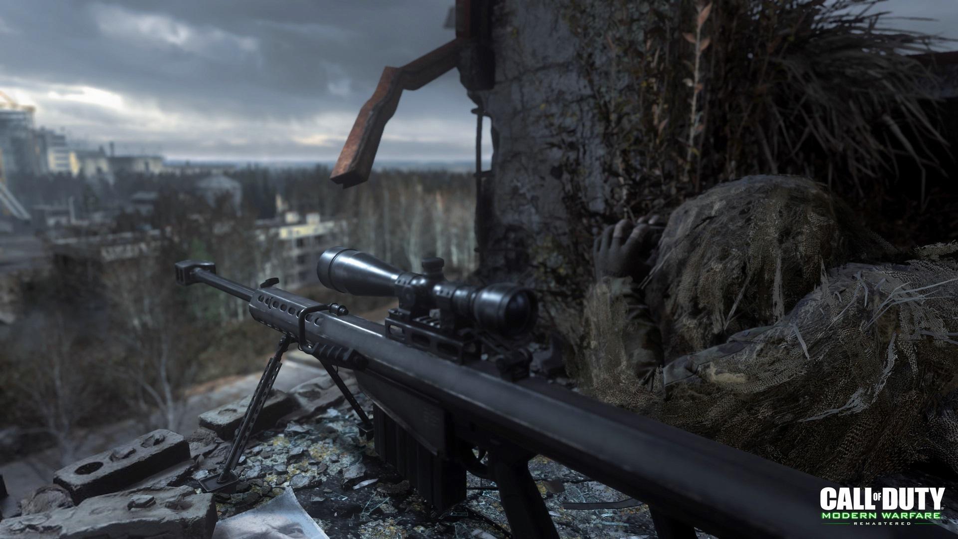Nové screenshoty z Call of Duty: Modern Warfare Remastered ukazují známé mise 131757