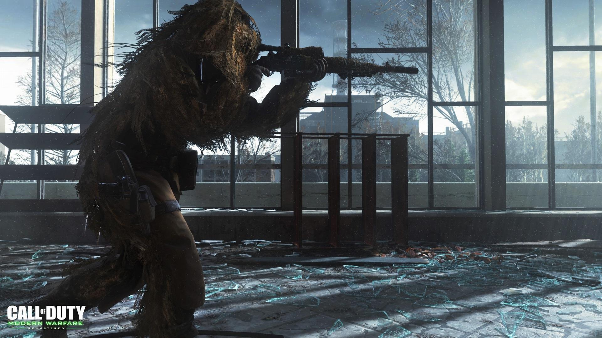 Nové screenshoty z Call of Duty: Modern Warfare Remastered ukazují známé mise 131758