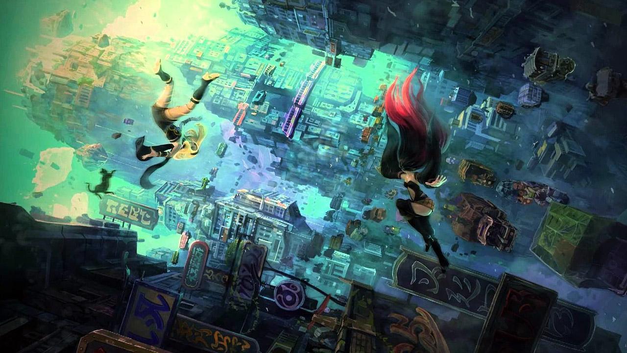 Vydání Gravity Rush 2 se přesouvá až na příští rok 131764