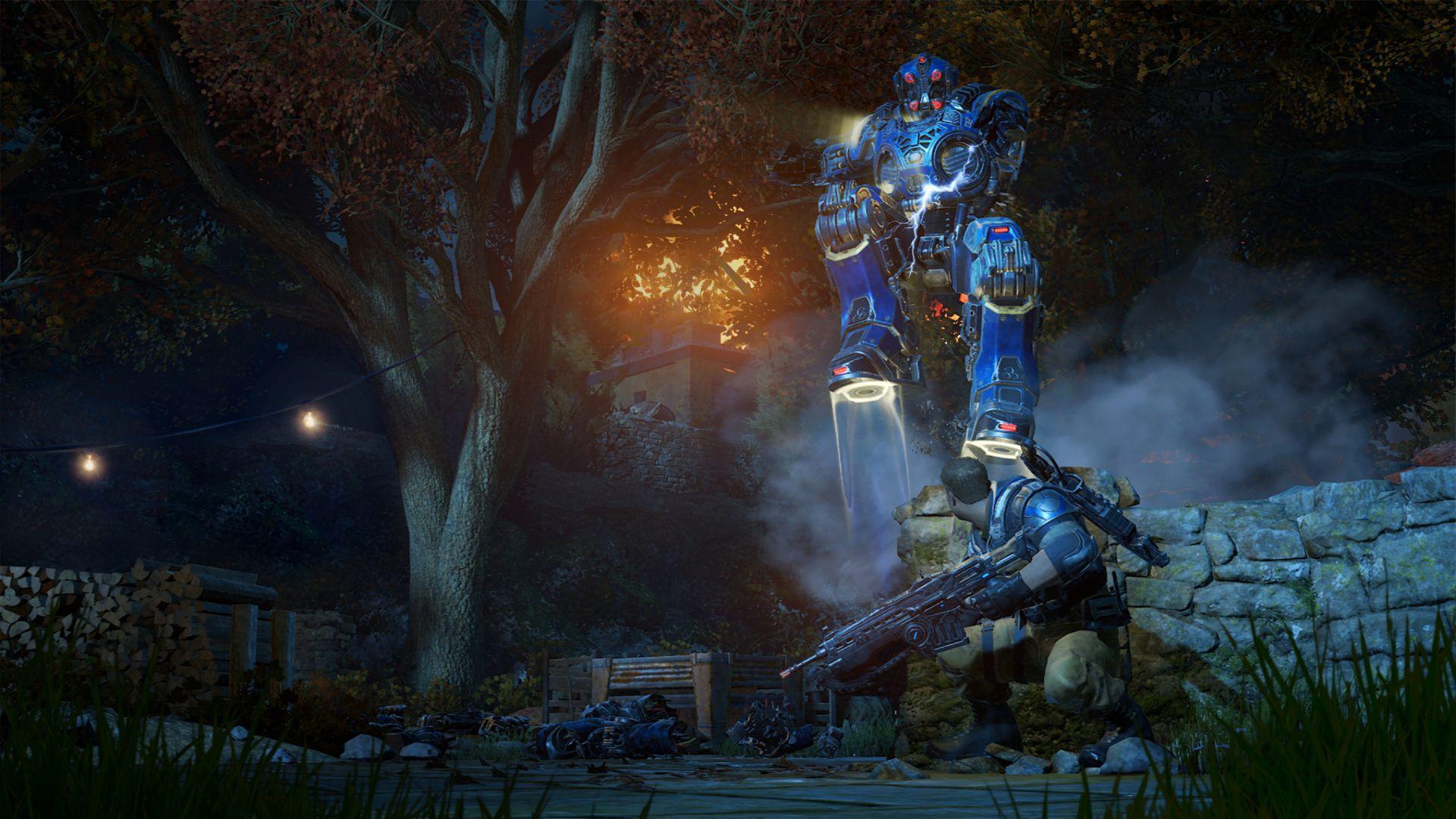 Gears of War 4 – začátek nové trilogie 131784
