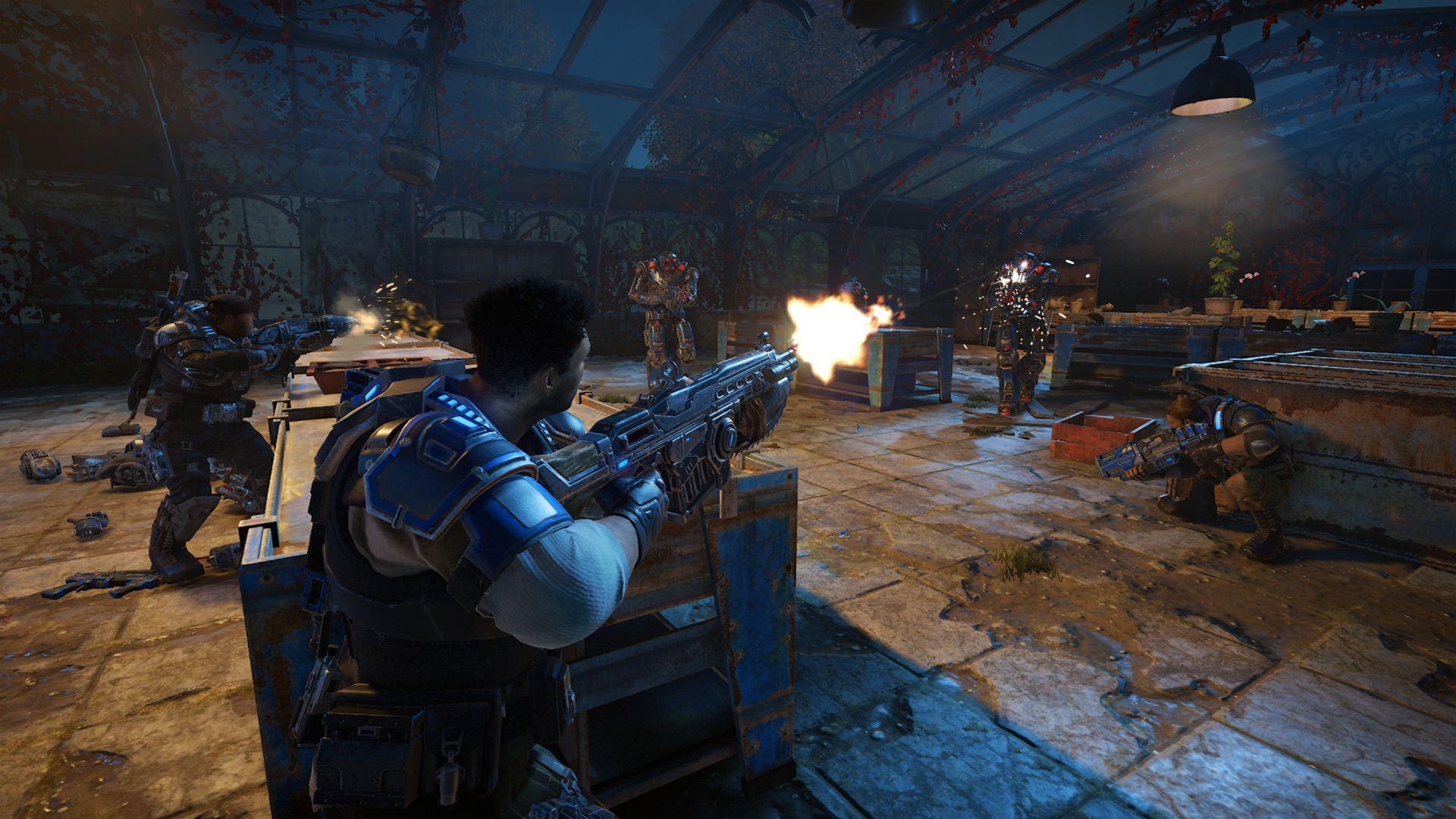 Gears of War 4 – začátek nové trilogie 131785