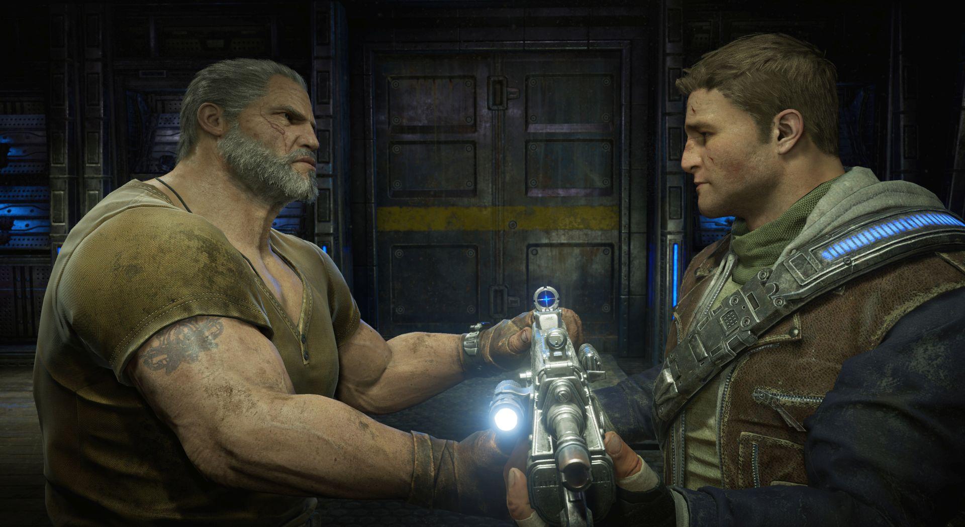 Gears of War 4 – začátek nové trilogie 131787