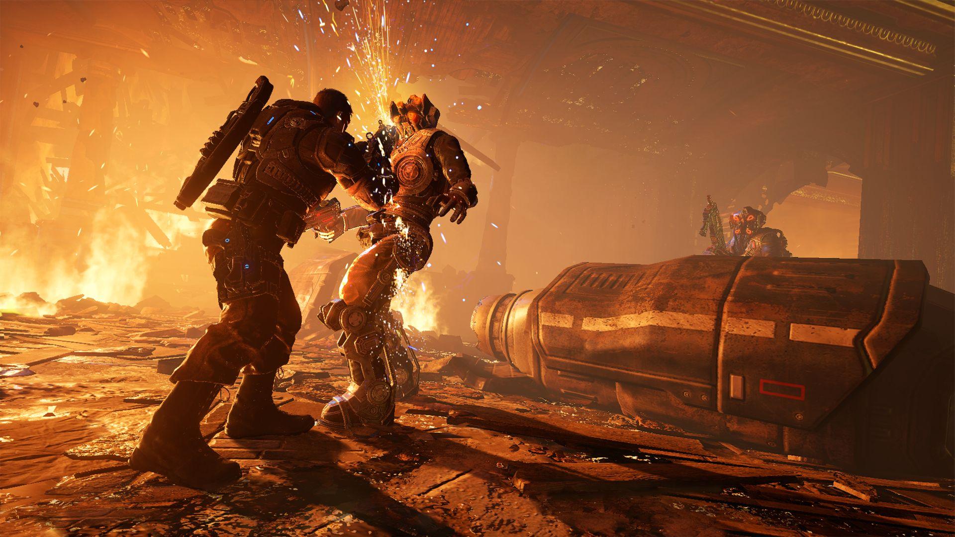 Gears of War 4 – začátek nové trilogie 131792