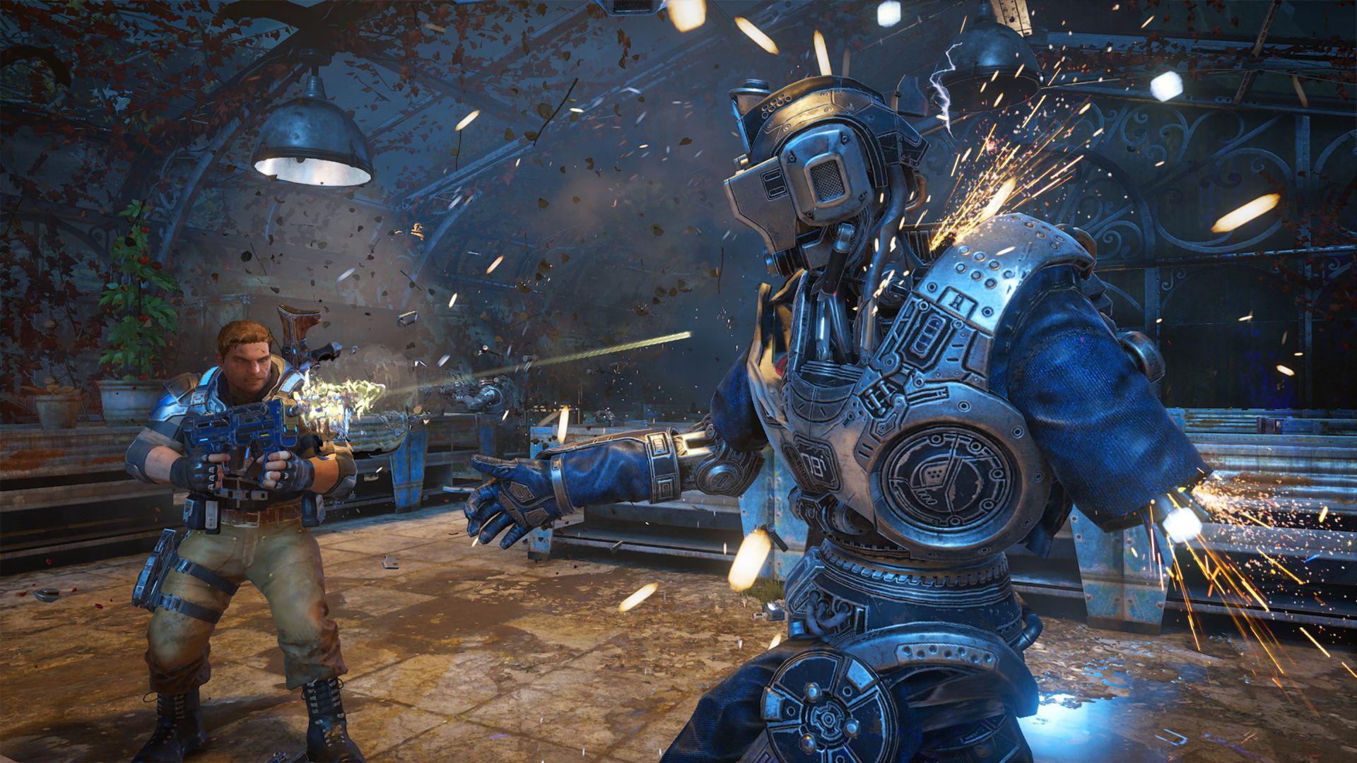 Gears of War 4 – začátek nové trilogie 131793