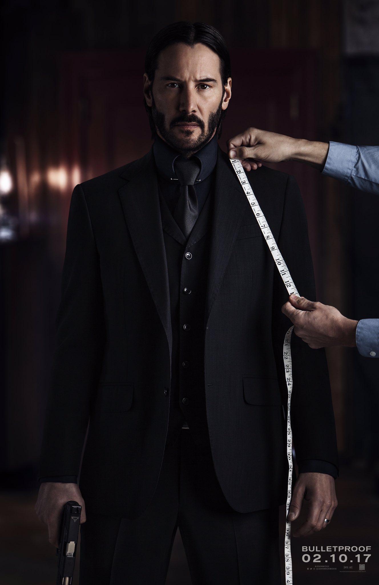 John Wick se vrací v teaseru druhého dílu 131885