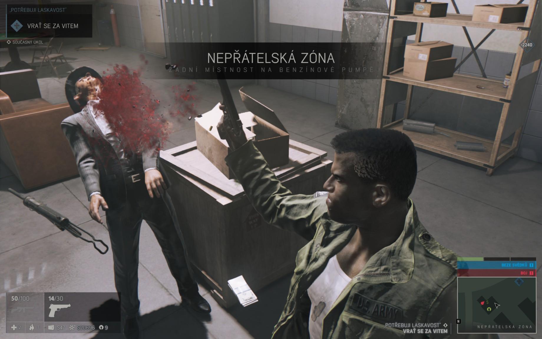 Mafia 3 - gangsterka na jiný způsob 131895
