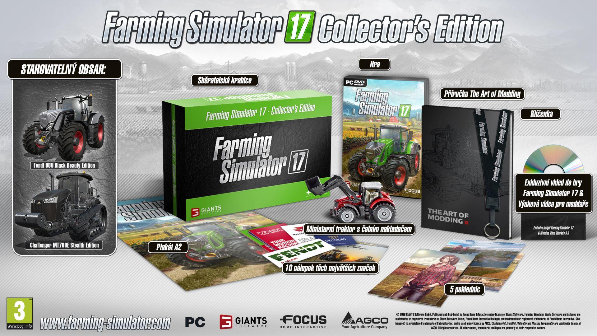 O modifikacích v konzolových verzích Farming Simulatoru 17 131996