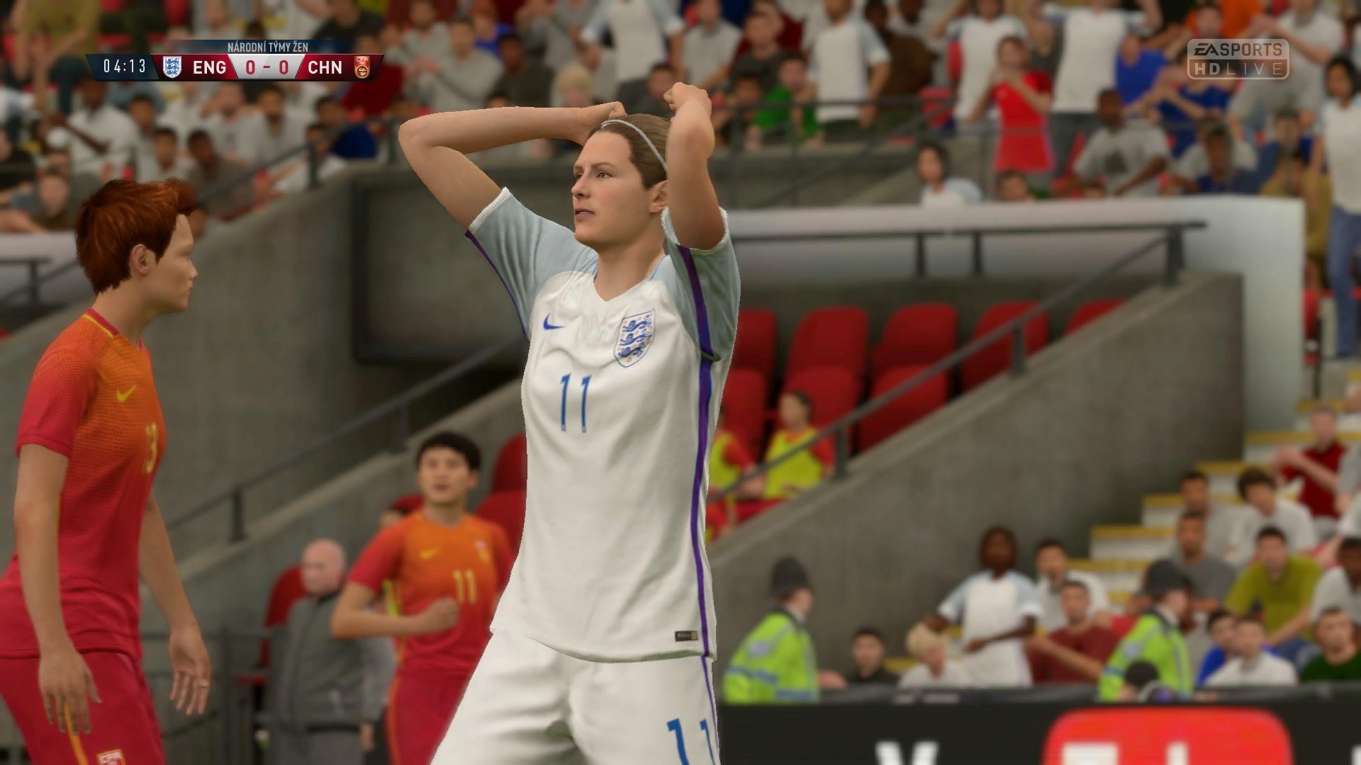 FIFA 17 – fotbálek v novém kabátě 132040