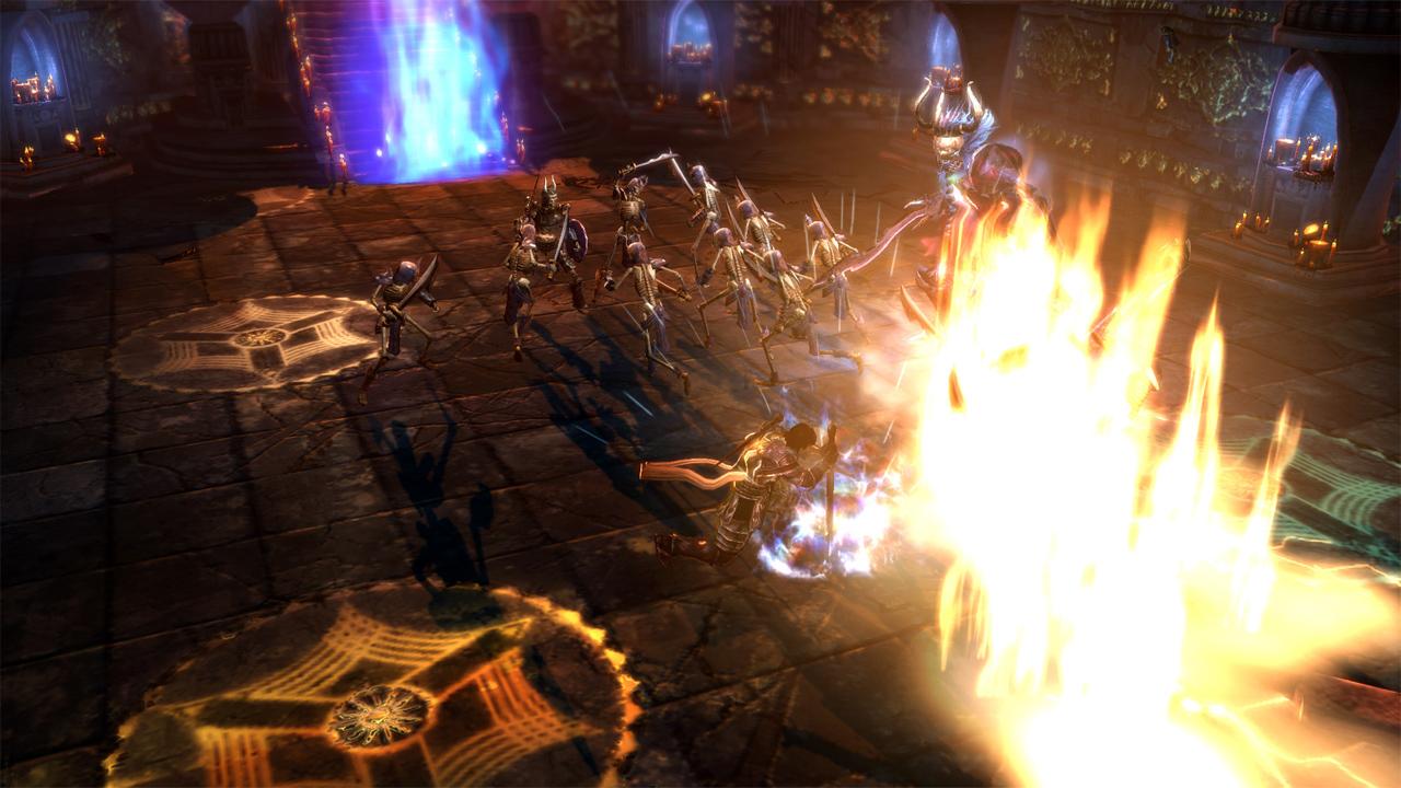Dungeon Siege 3 na nádherných screenech 13213