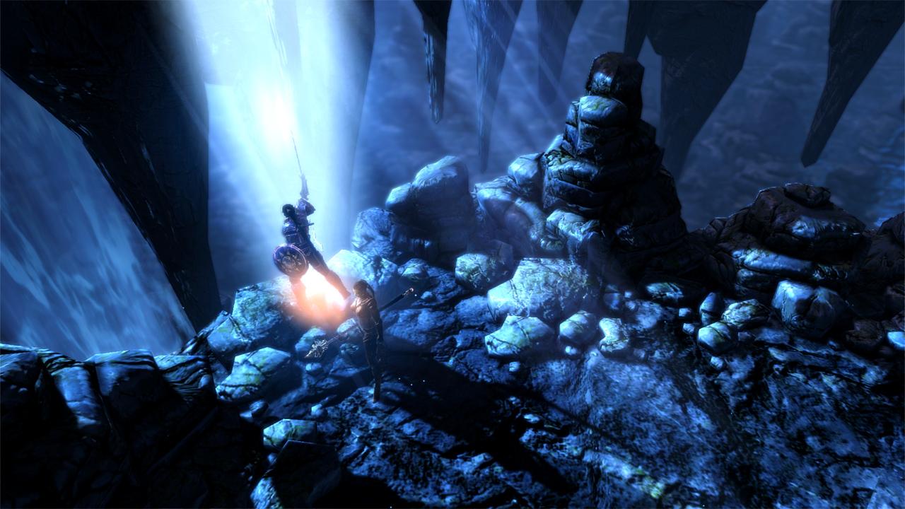 Dungeon Siege 3 na nádherných screenech 13214
