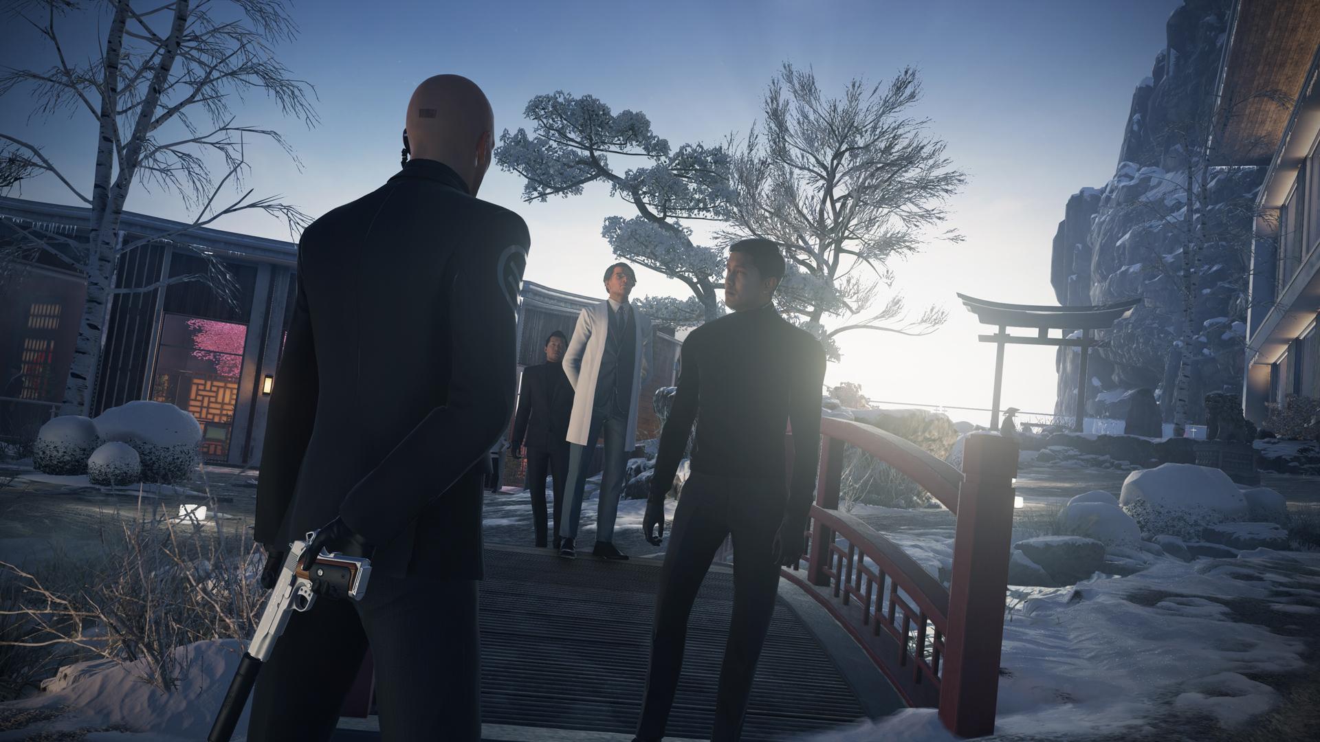 V poslední epizodě pro Hitmana se Agent 47 vydá na Hokkaidó 132140