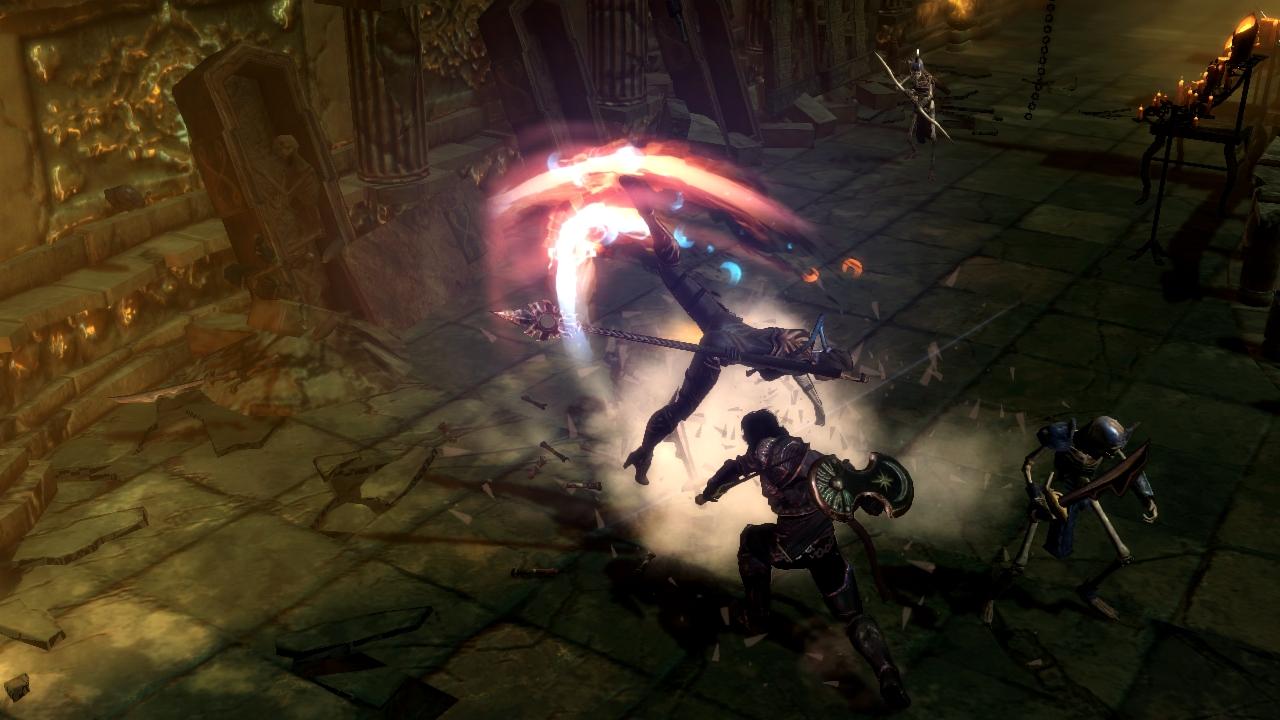 Dungeon Siege 3 na nádherných screenech 13215
