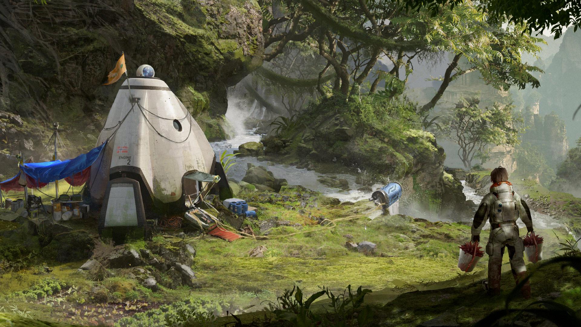 Datum vydání dobrodružství na ztraceném ostrově pro VR od Cryteku 132158