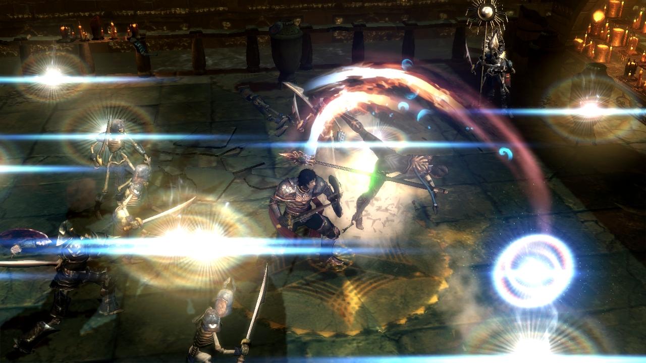 Dungeon Siege 3 na nádherných screenech 13216