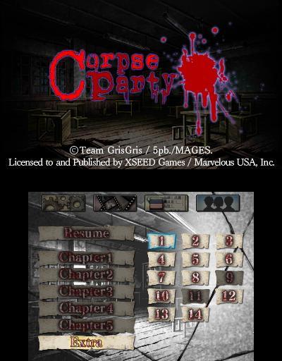 Masakr z Corpse Party dorazí už zítra na 3DS 132165