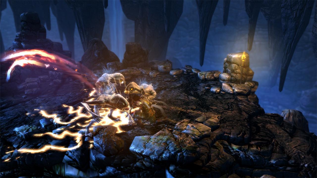 Dungeon Siege 3 na nádherných screenech 13217