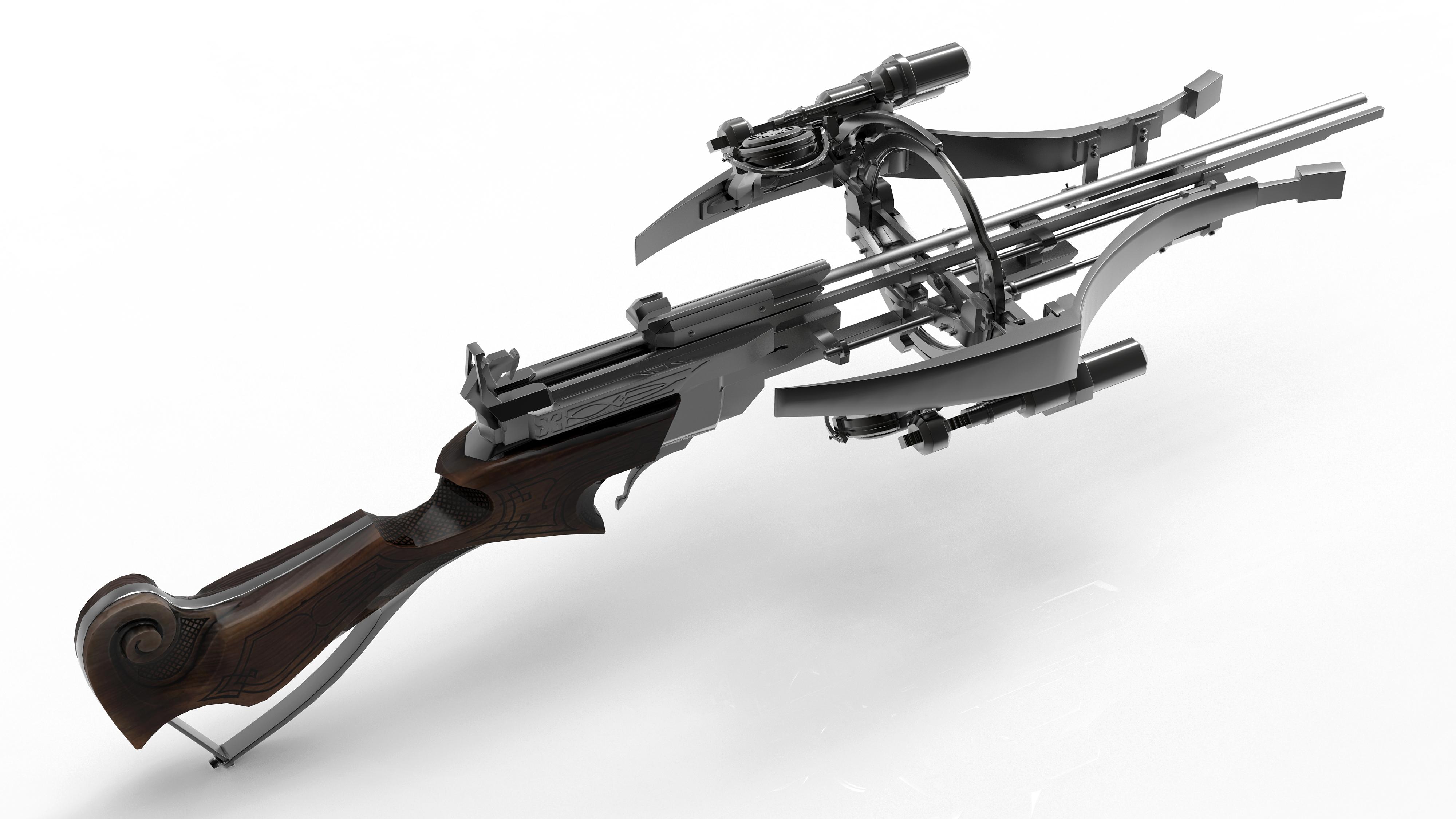 Prohlédněte si zbraně z Dishonored 2 132172