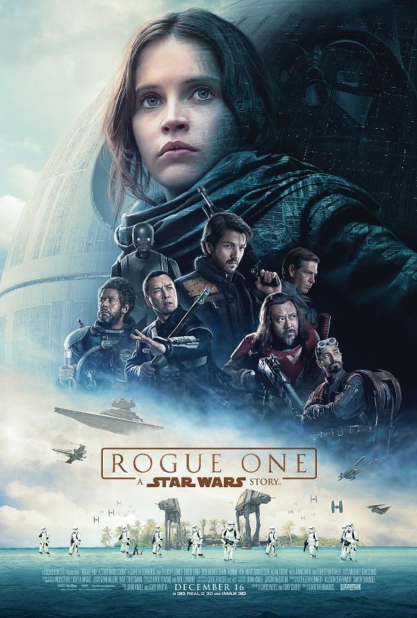 Film Rogue One: Star Wars Story v dalším traileru 132178